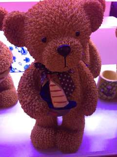 Cute Money Collection Teddy Toy