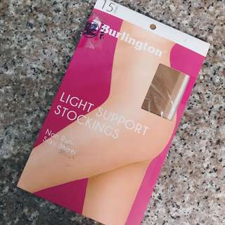 Burlington Light Support Stockings