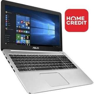 Kredit Laptop Asus X555QA Amd A10 Free 1x Cicilan