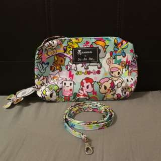 Jujube Unikiki 2.0 Be Quick with Long Strap from BS