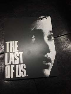 PS3 (Exclusive) (The Last Of Us)