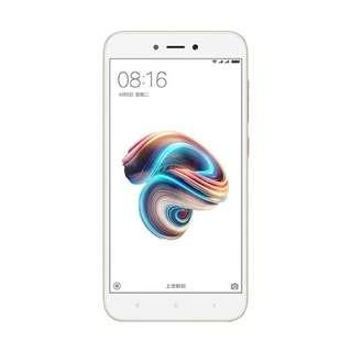 Xiaomi Redmi 5A Smartphone - Gold [2GB/16GB]