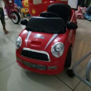 Baby / toddler car