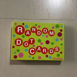 Shichida Tensai Random Dot Cards