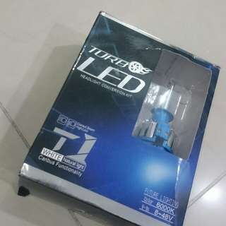 T1 Led Conversion Kit H1 6000K Natural White