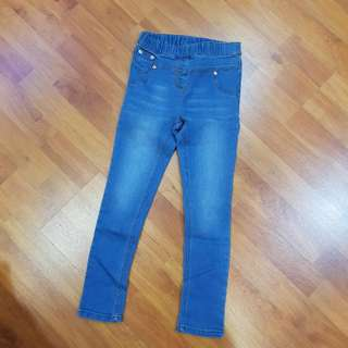 Next UK Girl's Legging Jeans (BNWT)
