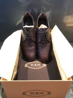 BRAND NEW Tod's Leather Shoes