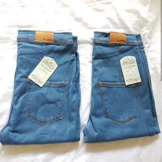 PULL AND BEAR DENIM