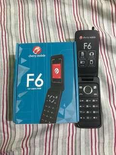 Cherry Mobile F6 Flip phone