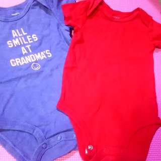 Carters onesie take all