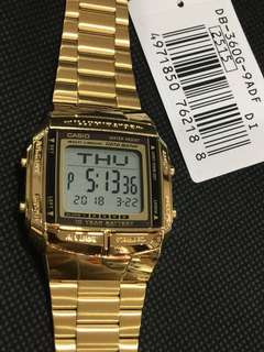 AUTHENTIC CASIO VINTAGE WATCHES