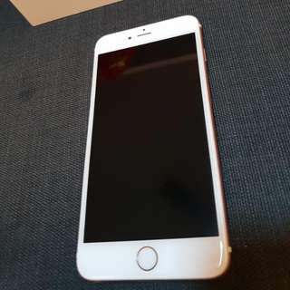 [Price Dropped] Perfect iPhone 6S Plus 128GB (Rose Gold)