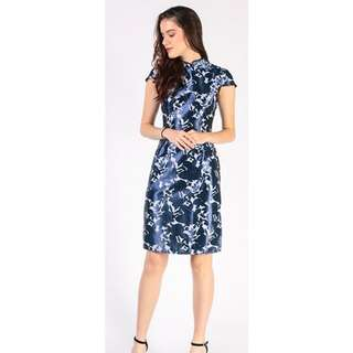 Dressabelle Jacquard Dress