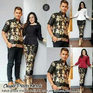 Couple Batik Set