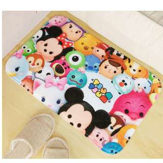 CLEAR STOCK! Anti Skid Cartoon Floor Carpet