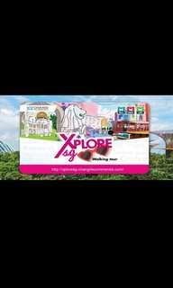 LIMITED EDITION Ezlink Xplore Sg Card