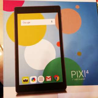 Alcatel pixi 4 7inches Android tablet