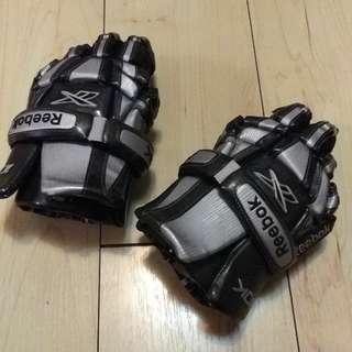 Reebok 10k size 13 lacrosse gloves 棍網球 手套