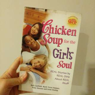 Chicken soup for the girls soup