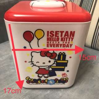 Hello Kitty 儲物箱