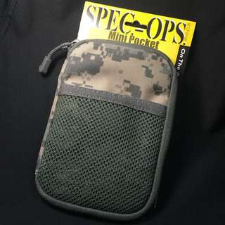 Spec.-Ops. Mini Pocket Organizer