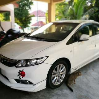 Honda civic fb 2011