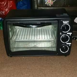 Sharp electric oven 19L