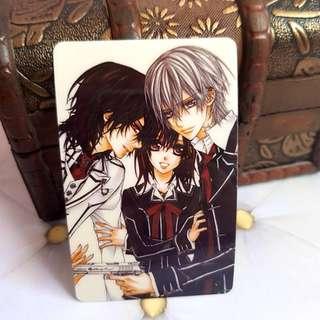 🆕️Vampire Knight Photocard Sticker