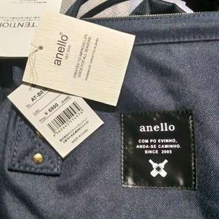Authentic Anello Backpak