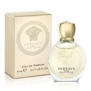🚚 Versace 凡賽斯 艾諾斯‧愛神女性淡香精小香(5ml)