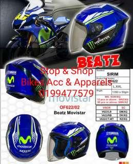 Helmet MHR Beatz Yamaha