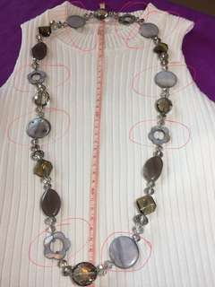 Fashionable Necklace - Mother Pearl