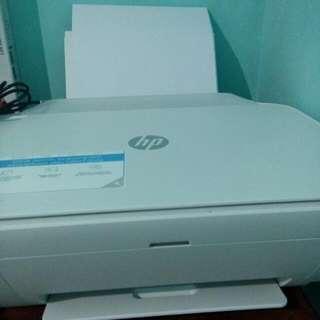 Promo! Printer Hp 2622 (Wifi+scan+copy+cetak)