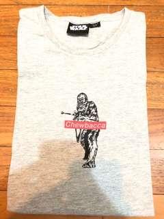 authentic star wars chewbacca shirt