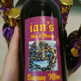 Bugnay Fruit Wine