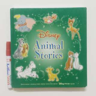 Disney Animal Story