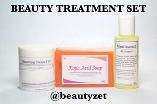 Beauty Treatment Set