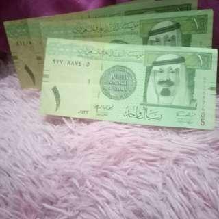 Uang Saudi