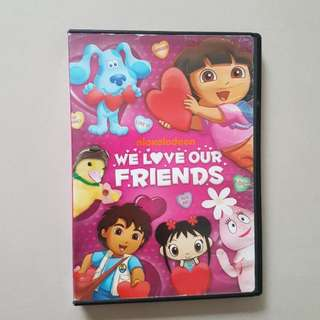 Nickelodeon We Love Our Trends, DVD, Kids