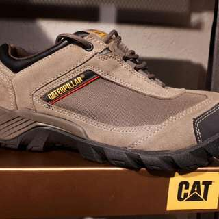 Safety Shoes Caterpilar BROWR