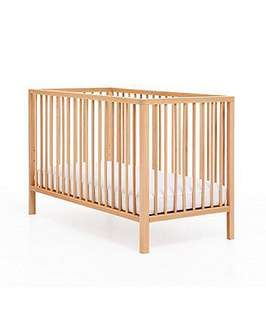 Mother Care cot with mattress 0-12 months