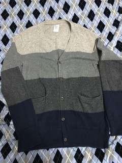 🚚 二手美品 Design 針織衫 針織外套 M號