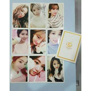 *freepost*9 Twice Official Photocard! :D