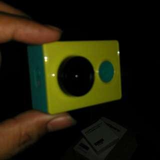 Action Camera - Xiaomi Yi 2k International FULLSET