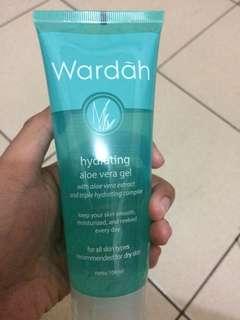 Wardah Aloe vera jel