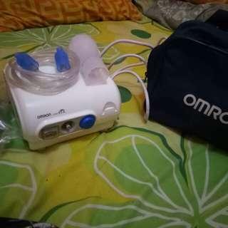 Nebulizer merk omron / alat uap oksigen