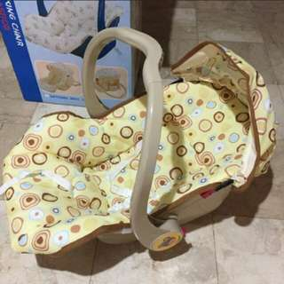 2 in 1 baby carrier and rocking chair