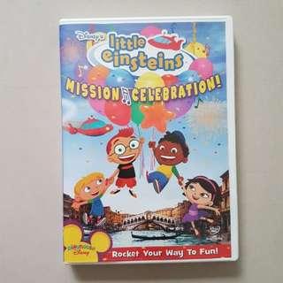 Disney's Little Einsteins Mission Celebration, DVD, Kids