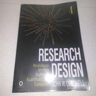 Reserch Design John W Creswell