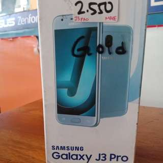 Samsung Galaxy J3 Pro bisa cicilan murah.